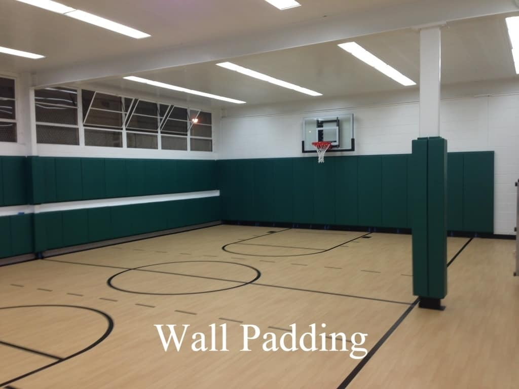 Gym Wall Padding Enhance Mats