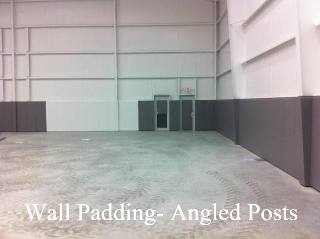 Gym Wall Padding Enhance Mats