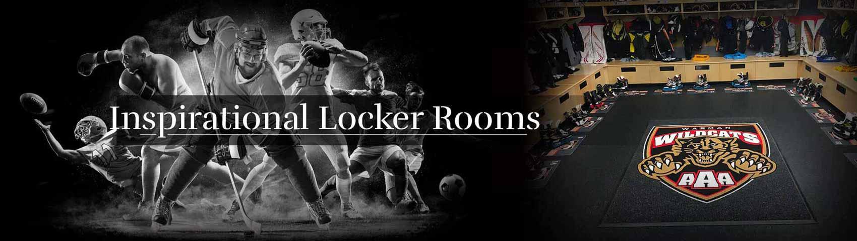 3 Inspirational Locker Rooms banner