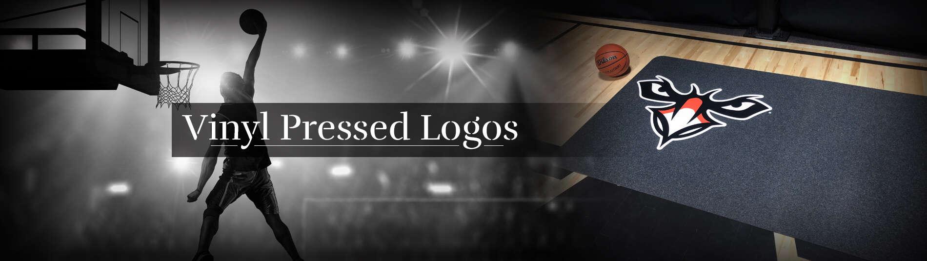 5 Vinyl Pressed Logos